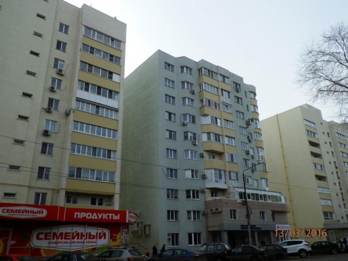 Новые дома улица Петровская