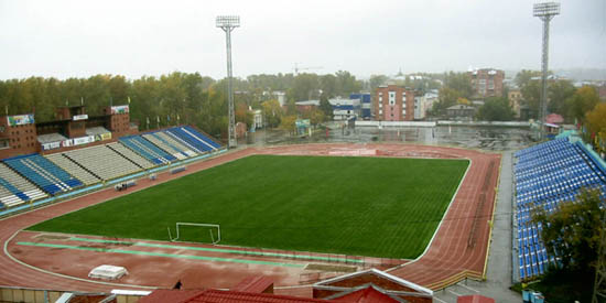 "Стадион ""Динамо"", Барнаул"