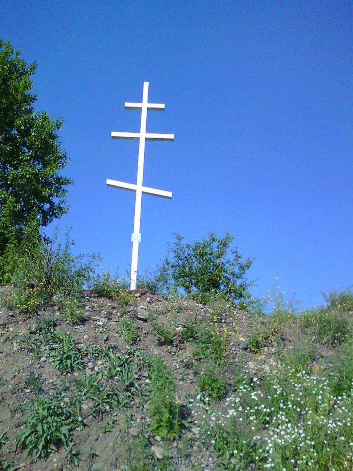 Место расстрела Александра Колчака
