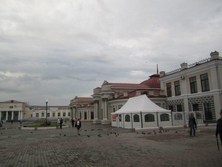 Чемодан, вокзал, Россия