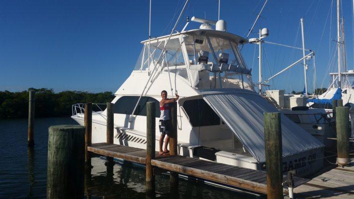 В США задумываешься о покупке яхты как о простой машине
