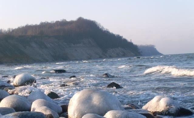 Балтийское море диктует климат