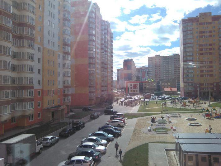Новые микрорайоны Курска
