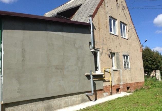 Типичный немецкий дом