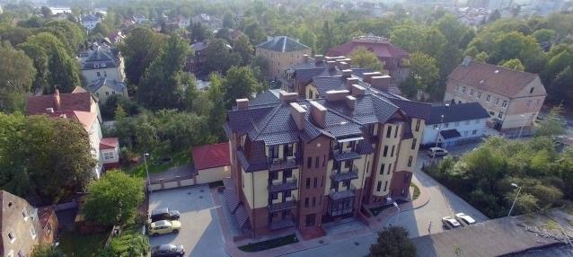 Точечная застройка среди немецких домов, ул.Тельмана, 130тыров за м2, сент 2016