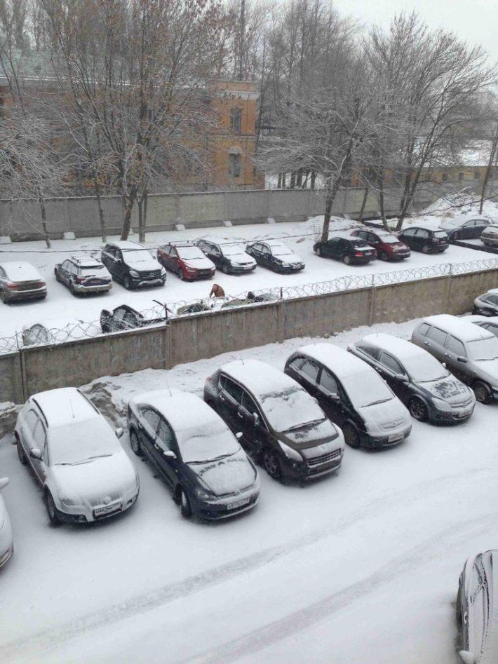 Первое апреля - погоде я не верю! )