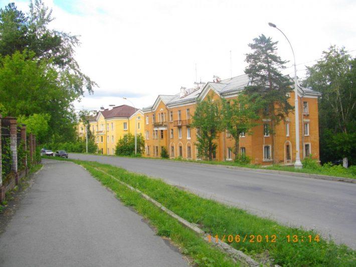 Безлюдная улица