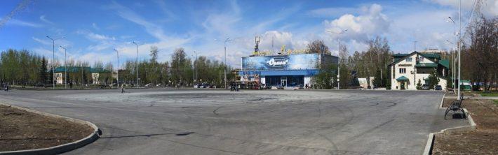 Бердск, кинотеатр Орион