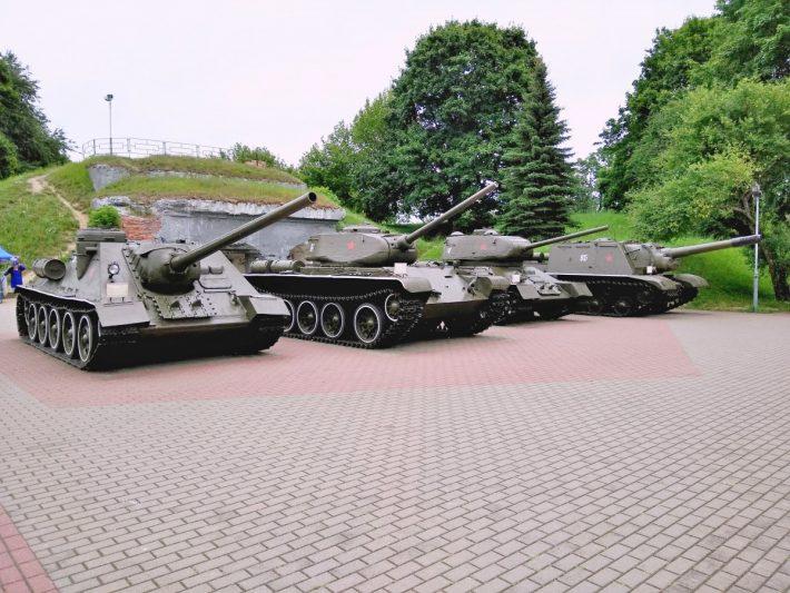 Советская броневая мощь