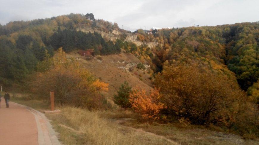Кисловодск. Где-то в горах