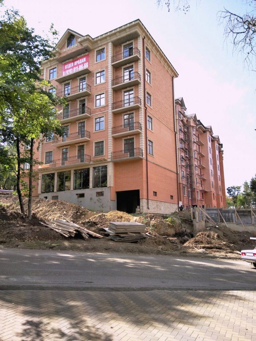 Новостройки Кисловодска