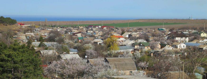 Село Угловое