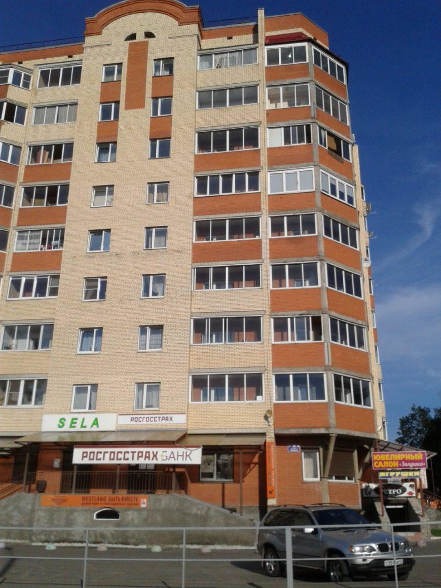 Дом 76 по улице Урицкого
