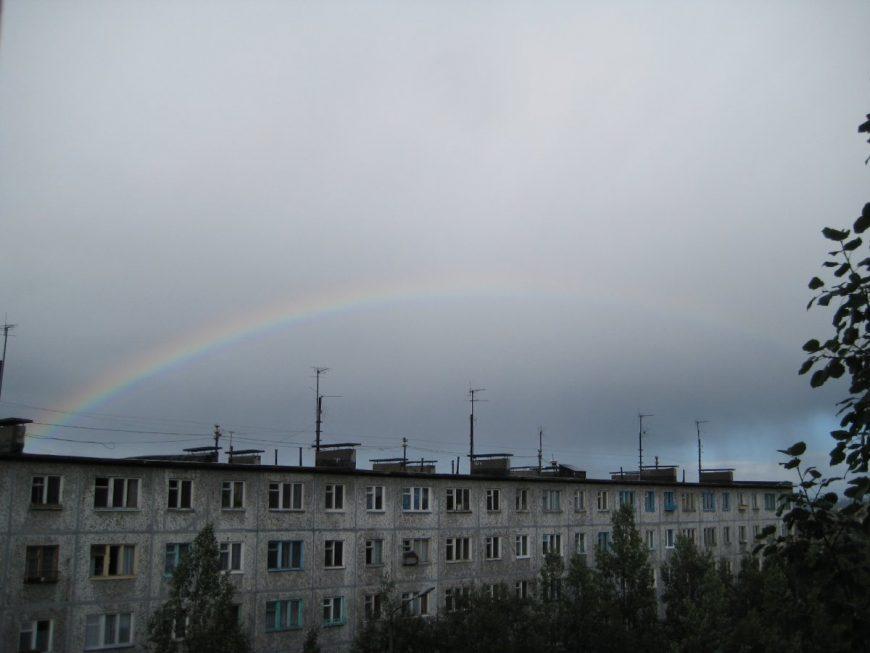 Типичный Оленегорск