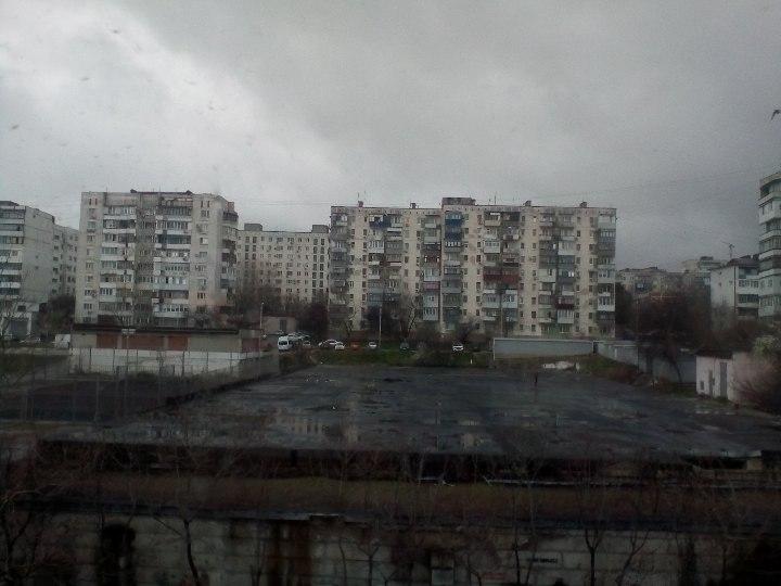Пасмурный Новороссийск