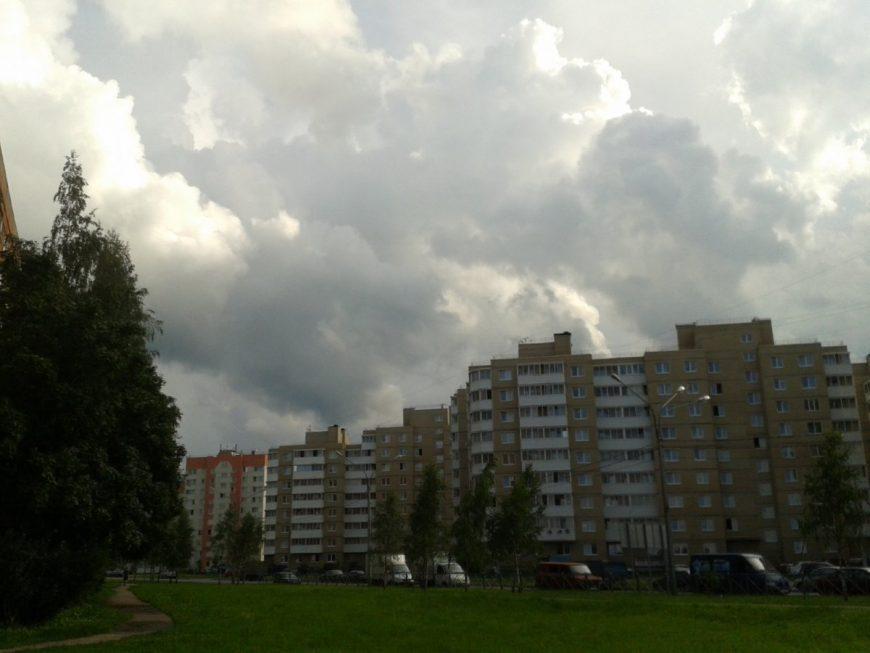 Красное Село, жилая застройка