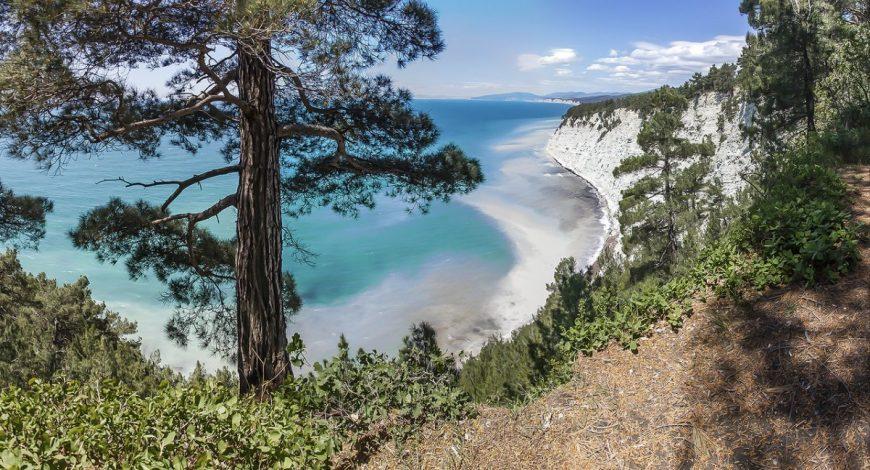 Черноморский пейзаж у Джанхота