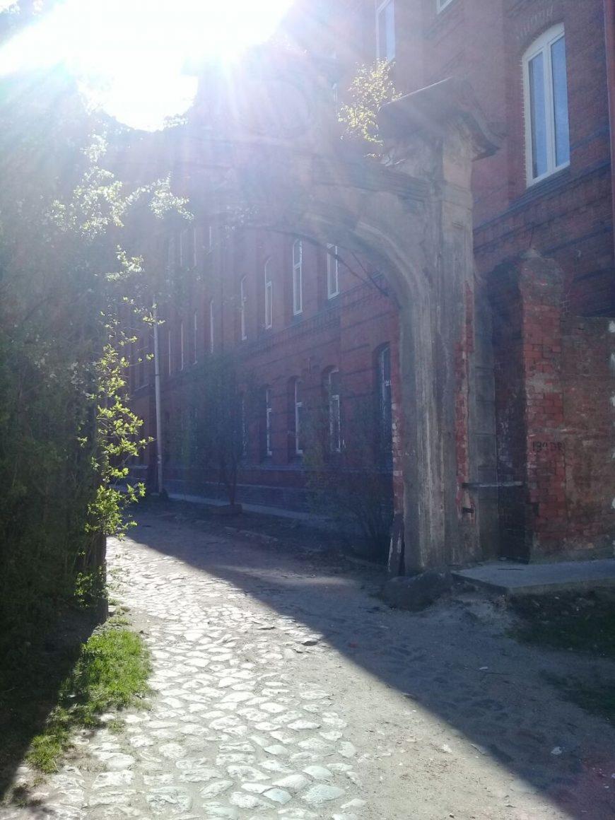Исторические кварталы и дворики