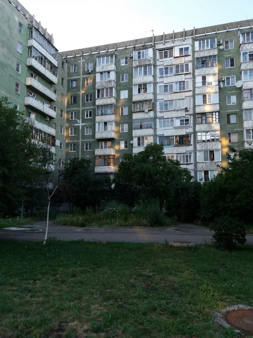 Панельки в Ставрополе