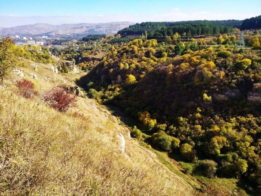 Бермамыт - ущелье Березовское